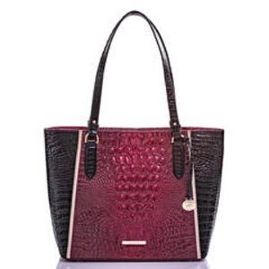 Like new! Brahmin medium Misha infrared stockholm